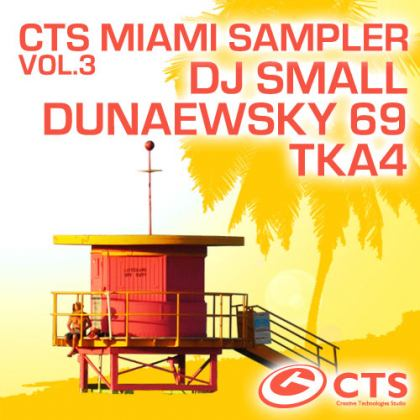 CTS Miami sampler vol.3