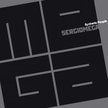 Sergio Mega - Synthetic People (CD maxi, the album)